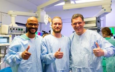Forschungspreis: Einsatz von Künstlicher Intelligenz in der Endoskopie beim Barrettkarzinom