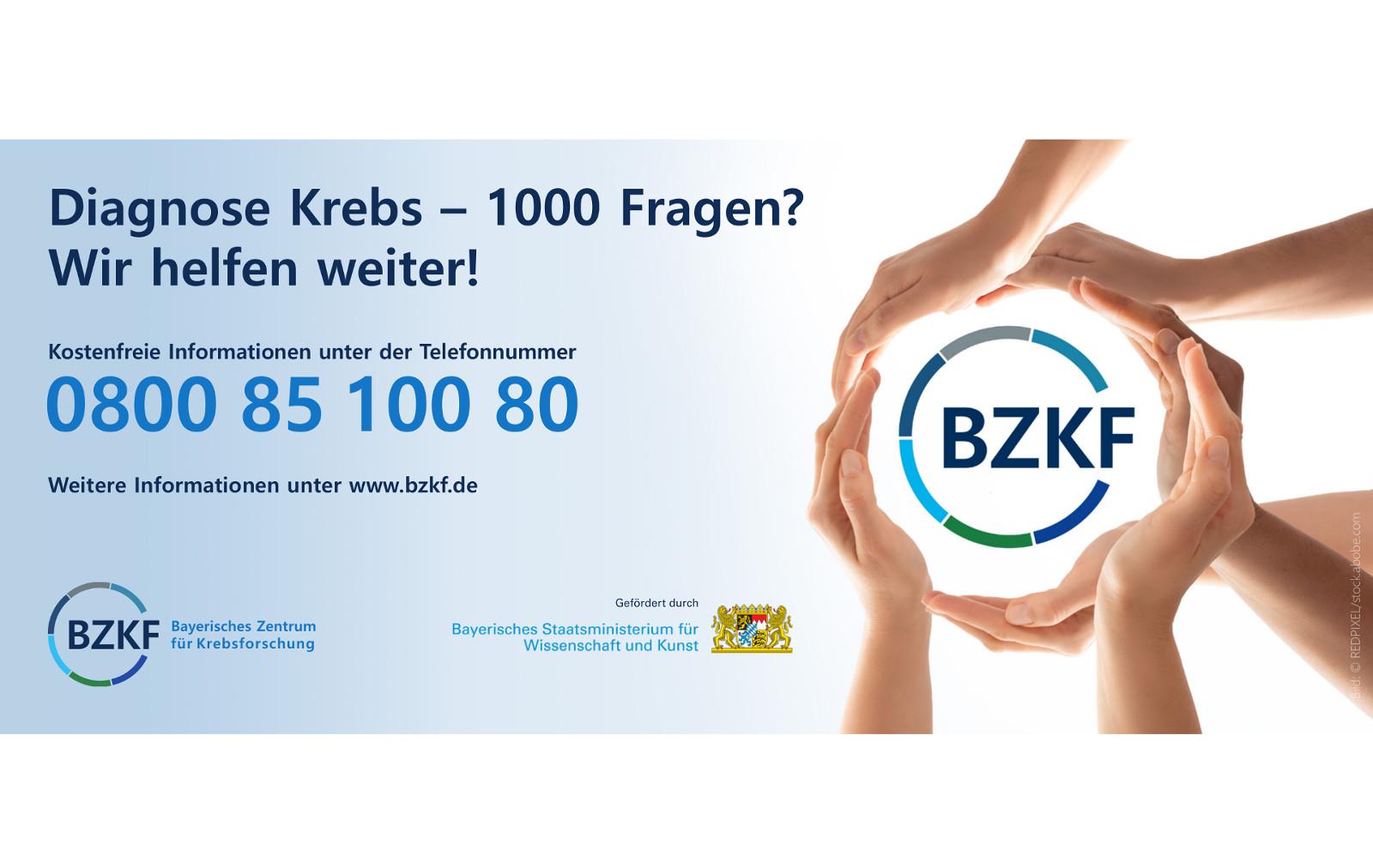 BZKF Buergertelefon 0800 85 100 80