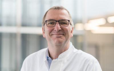 Prof. Andreas Mackensen über die Gründung und Zukunft des BZKF