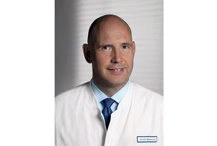 """Prof. Matthias W. Beckmann: """"Die Heilungschancen bei Brustkrebs sind sehr gut."""""""