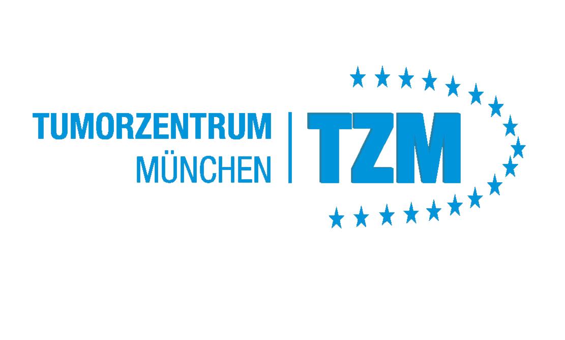Logo des TZM Tumorzentrum München, Patiententag für Krebspatienten