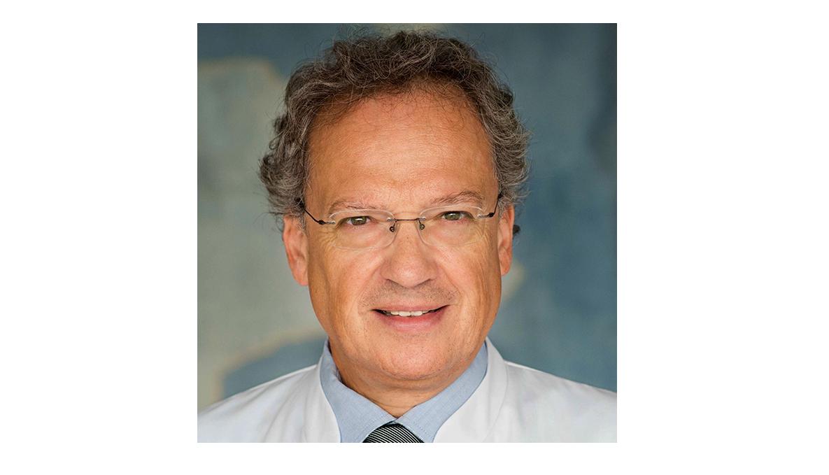 Prof. Dr. Ralf C. Bargou, Direktor des Comprehensive Cancer Center Mainfranken und Leiter der Arbeitsgruppe ECTU