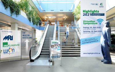Symposium: Highlights vom amerikanischen Krebskongress (CCC München)