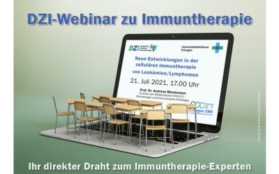 Patientenveranstaltung: Immuntherapie