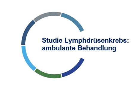 Studie Lymphdrüsenkrebs: ambulante Behandlung