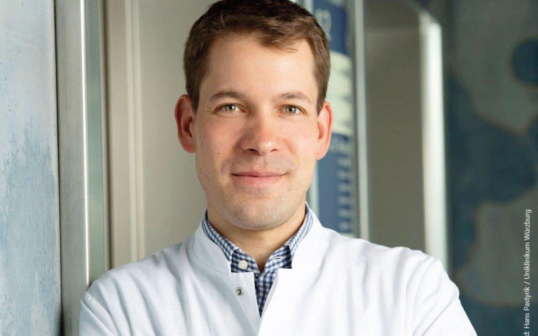 Prof. Dr. A. Wiegering ausgezeichnet