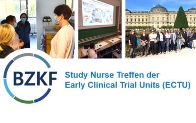 1. BZKF Study Nurse Treffen