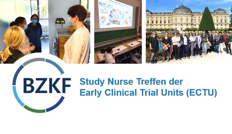 BZKF Study Nurse Treffen der ECTU